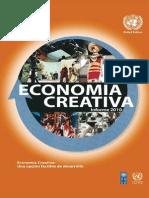 Economia Creativa Informe 2010