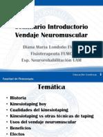 Seminario Taller Vendaje Neuromuscular 1 OK