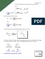 Chem14D Exam1 2010-Key