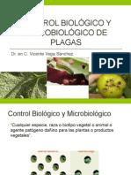 Control Biológico y Microbiológico de Plagas