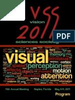 VSS2011 Program