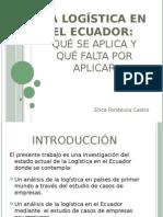 La Logística en El Ecuador (1)