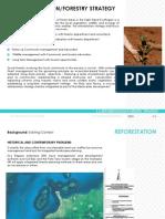 Reforestation Masterplan Gili Balu