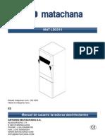 Manual Usuario MAT LD2314