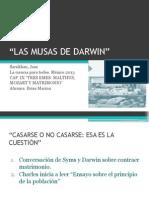 Las Musas de Darwin