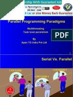 Multi Threading - Task Level Parallelism