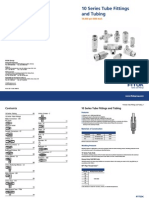 10 Series Tube Fittings and Tubes