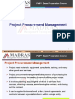 10 Project Procurement ManagementPrs1