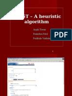 BLAST _ a Heuristic Algorithm