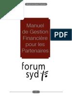 Financial Manual - French Printed Version
