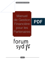 Financial Manual - French Printed Version
