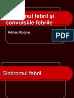 Sindromul Febril Şi Convulsiile 1afebrile
