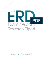 Examine.com Research Digest