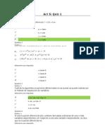 Quiz 1 Act 5 Ecuaciones Diferenciales