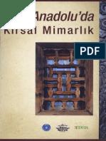Anadoluda Kirsal Mimarlik-Ekitap