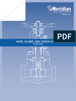 Valve Part and Material PDF