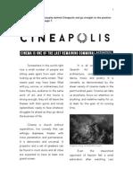 The Cineapolis Doctrine