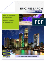 EPIC RESEARCH SINGAPORE - Weekly SGX Singapore report of 11-15 May 2015