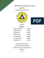 Tugas Akbank_Kelas 5.1_Kelompok 1_Bab 8 Manajemen Aktiva   (Analisis Kredit).doc