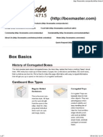 Box Basics - Boxmaster