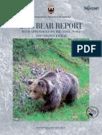 Bear Report 2013