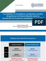 Pobreza Multidimensionalidad y Familias-Enrique Vasquez