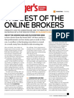 Kiplingers-best Online Brokers