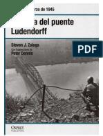 Osprey WWII 38 - La Toma Del Puente Ludendorff