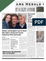 Silent Hill Newspaper