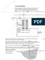 Directional Overcurrent Relay-Qnowledge