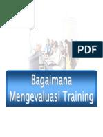 Top Rferensi Evaluasi Training