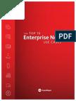Enterprise Use Cases for No Sql