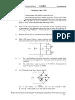 3 EC Conventional Paper I 2010