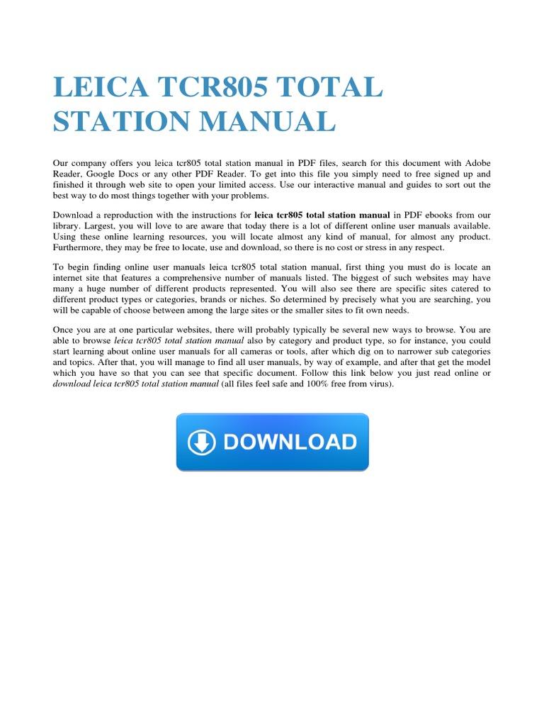 Leica cm manual ebook manual ebook nflodds us array leica tcr805 e books websites rh scribd fandeluxe Gallery
