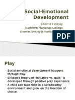 lovejoy social emotional training