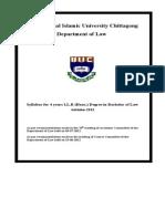 Law Syllabus 2012 Latest 20121