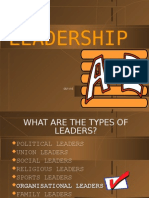 Leadership AtoZ