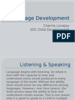 ed 205 language dev