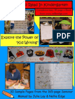 E book for children kinder garten