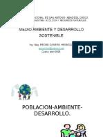 Medio Ambiente y Desarrollo Sostenible 6