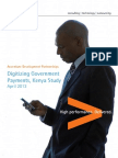 Digitizing Govt Payments Kenya Study_FINAL