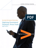 Digitizing Govt Payments Kenya Study_FINAL
