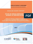 State of Public Service and Access to Justice Kenya Huduma_Research_Report 2013