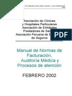 Manual Paracas