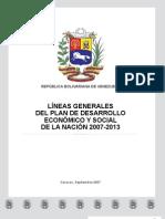 Lineas Generales de La Nación (Venezuela)