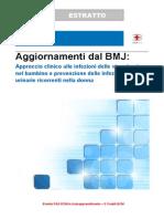 Aggiornamenti Dal BMJ - Approccio Clinico Alle Infezioni Delle Vie Urinarie
