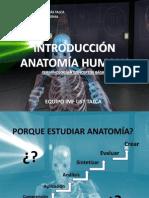 1 Introduccion Anatomia Humana