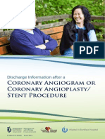 A Guide to Coronary Angiogram and Angioplasties-Stents - Online Version English