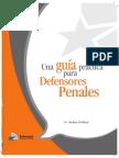 Manual Defensor