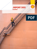 Shell Pak Annual Report 2013 270314